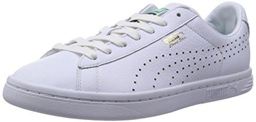 Puma Unisex-Erwachsene Court Star NM' Low-Top, Weiß (White), 38.5 EU