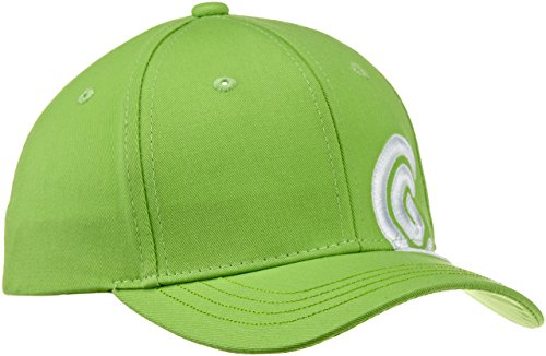 Cleveland Boy's Golf Junior Cap, One Size Fits Most, Green