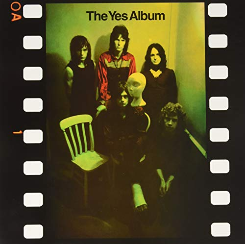 The Yes Album (180 Gram Audiophile Vinyl 45rpm 2x LP Box Set/Limited Anniversary Edition)
