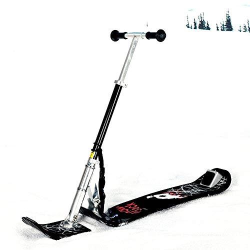 Hiyougen Tablero de esquí Equipo de esquí al Aire Libre Pliegue Snow...
