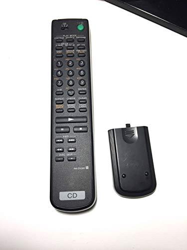 Calvas Original Remote Control For SONY CDP-CX335, CDP-CX350,...