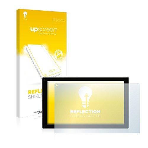 upscreen Entspiegelungs-Schutzfolie kompatibel mit Blaupunkt Endeavour 101M – Anti-Reflex Bildschirmschutz-Folie Matt