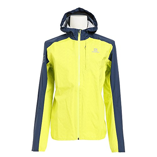 SALOMON Bonatti WP Jacket JKT M, Herren S Grün (Lime Punch)