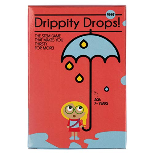 The Pretty Geeky | Drippity Drops | STEM Educational Water Cycle Learning Game for Kids| Made in India
