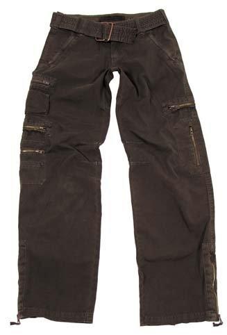 Tucuman Aventura - pantalon multi-poches combat fille