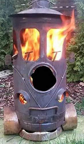 Feuertonne Fire Barrel Bulli 2 XL