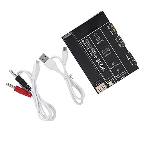 Socobeta Placa de activación de la batería Carga rápida Alta confiabilidad Cargador de batería Junta de apagado automático Prueba eléctrica para carga de batería incorporada (W238-I)