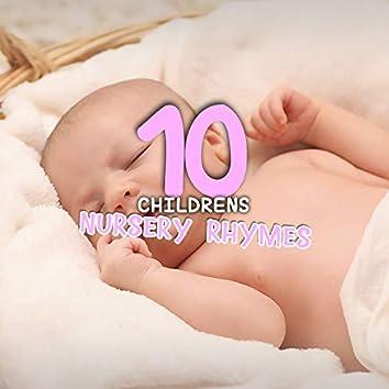 10 sanfte Kinderreime für Schulen