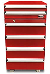 top rated Portable Whinter TBR-185SR Toolbox with 2 drawers and lock, 1.8 cc, red 2021