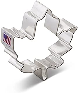 Ann Clark Cookie Cutters Maple Leaf Cookie Cutter, 3