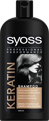 Syoss Shampoo 500ml Keratin