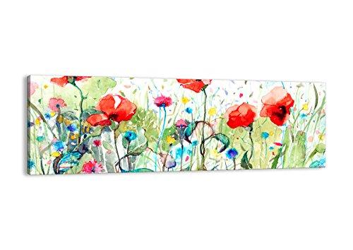 ARTTOR Stampe su Tela - Quadri Moderni Soggiorno e per Camera da Letto - Home Decor - Immagine in più Dimensioni - Various Graphic Themes - AB90x30-3076