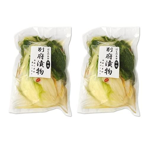 別府漬物 国産野菜 白菜漬け 500g×2
