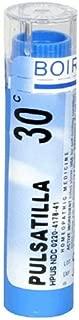 Boiron Homeopathic Medicine Pulsatilla, 30C Pellets, 80-Count Tubes (Pack of 5)