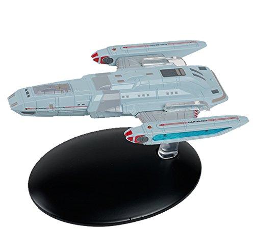 Sammlung von Raumschiffen Star Trek Starships Collection Nº 66 USS Raven NAR-32450