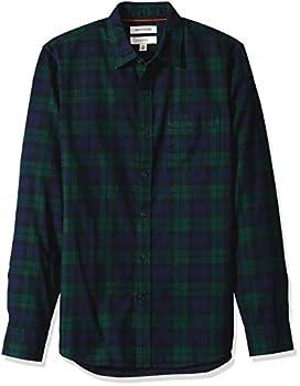 Best long flannel shirts mens Reviews