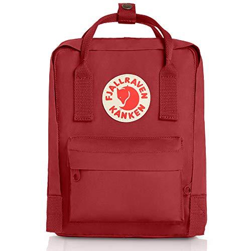 Fjällräven Kanken Zaino Casual, 29 cm, 7 liters, Rosso (Deep Rojo)