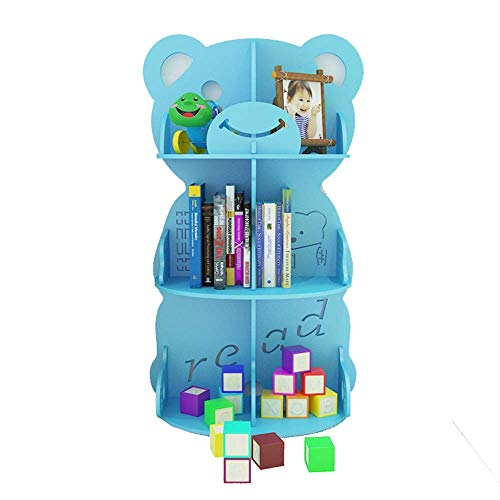 Haushaltsgeräte Kinder Spielzeug Aufbewahrungsregal Kinder Bücherregal und Aufbewahrung Kinder rsquo; s Bücherregale Anzeigen Bücher Spielzeug Organizer Regal für Jungen und Mädchen Spielzimmer Büc