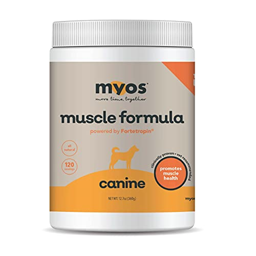 Top 10 best selling list for best muscle building supplements for dogs