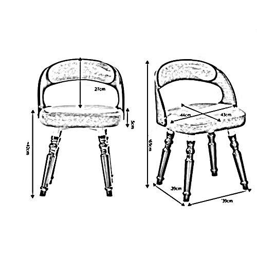 CHAIRS Stühle Moderne Möbel Sessel Pu Lounge Designermöbel Für Wohnzimmer Blau, Rot),Ein Kleidungsstück)