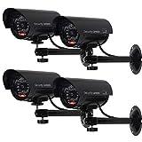 WALI Bullet Dummy Fake Surveillance Security CCTV Dome Camera