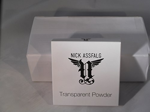 Nick Assfalg Transparent Powder 11 g