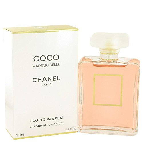 Price comparison product image COCO MADEMOISELLE by Chanel Eau De Parfum Spray 6.8 oz for Women - 100% Authentic