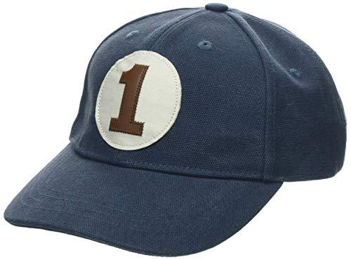 Hackett Men's GMT Wash Number 1 Cap Baseball, Blue...