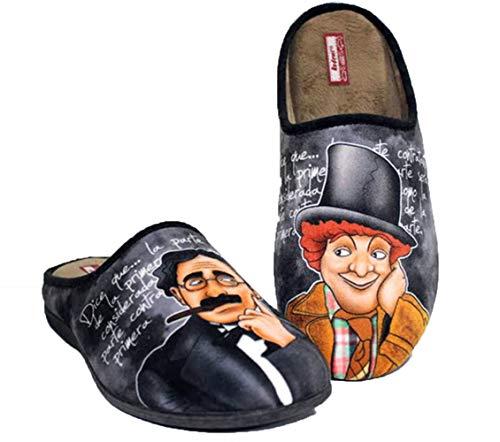 Zapatillas cómodas Andar por casa...