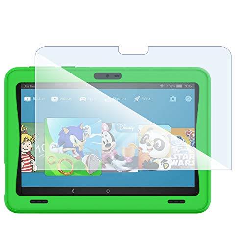 KARYLAX - Protector de pantalla de cristal flexible 100% transparente para tablet infantil Gulli Kurio Ultra 7 pulgadas