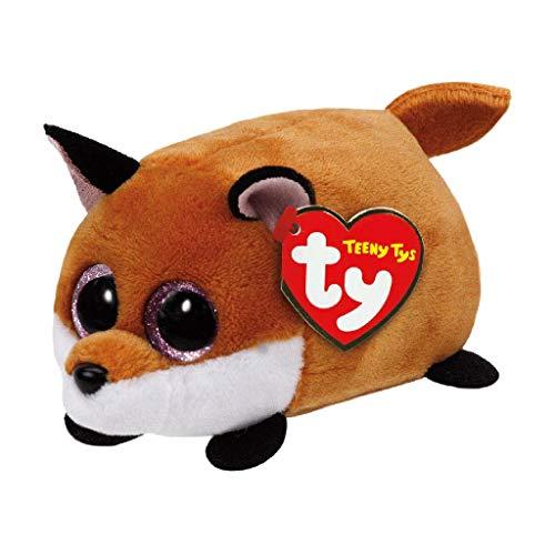 TY TY42135 42135 Finley Fox Plüschtier, Mehrfarbig
