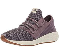 New Balance Mens Cruz V2 Fresh Foam Running Shoe, canyon/hemp/faded birch, 7.5 2E US: Amazon.es: Zapatos y complementos
