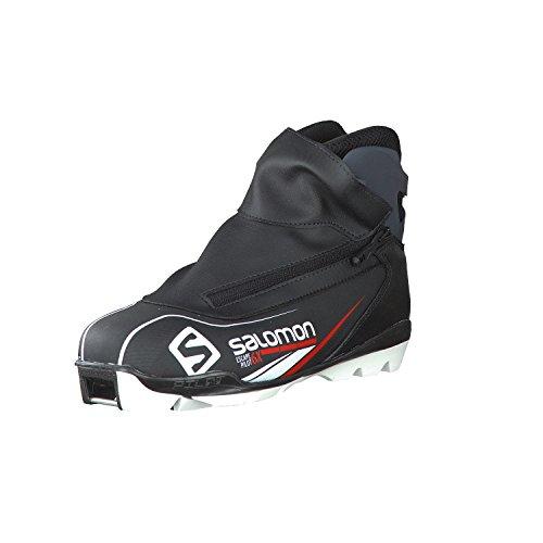 Salomon Escape 6X Pilot, scarpa per sci di fondo, Black, 11