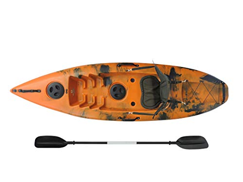 Why Choose Ocean Single Kayak