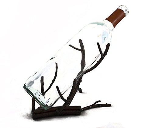 TheopWine Single Bottle Wine Rack - Gift Box