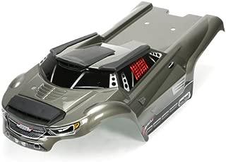 Team Redcat Racing HX Body-Metal Gray Official Car Parts