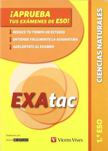 Exatac 1 ESO. Ciencias Naturales (Exatac. Castellano)