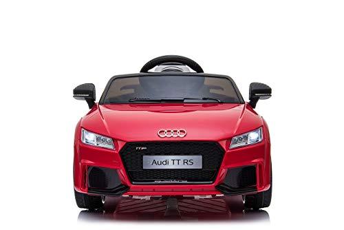 RC Kinderauto kaufen Kinderauto Bild 1: Toyas Lizenz Audi TT RS Kinder Elektrofahrzeug Kinderfahrzeug Kinderauto Elektroauto 2X 30W Motor Rot*
