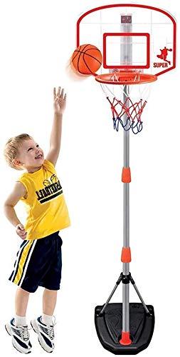 SioHopio Niño Baloncesto Soporte Baloncesto Niños Portable