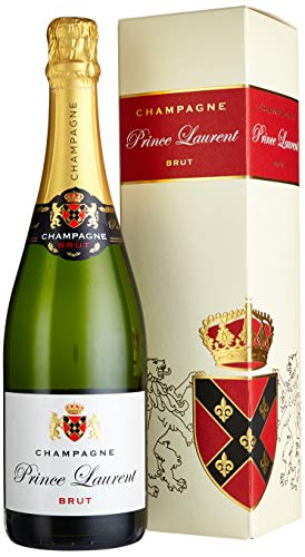 Prince Laurent Champagner in Geschenkverpackung (1 x 0.75 l)