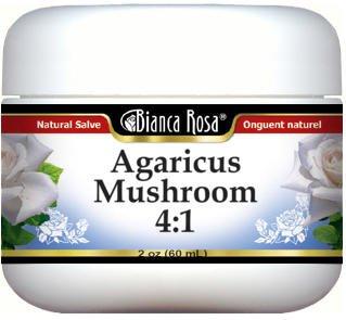 Agaricus Mushroom 4:1 Salve 2 oz 3 Max 40% OFF ZIN: ! Super beauty product restock quality top! - Pack 520871