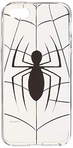 Ert Group MPCSPIDERM4547 Custodia per Cellulare Marvel Spider Man 013 iPhone 5/5S/SE, Multicolore