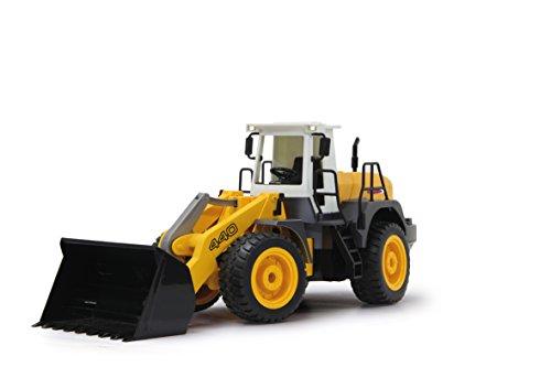 RC Auto kaufen Baufahrzeug Bild: Jamara 401722 - Radlader 440 1:20*