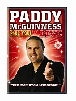 Paddy McGuinness - Plus You! - Live