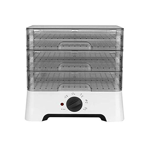 Why Should You Buy EAHKGmh 6-Tray Electric Food Dehydrator - Food Dehydrator Fruit Dryer Machine wit...