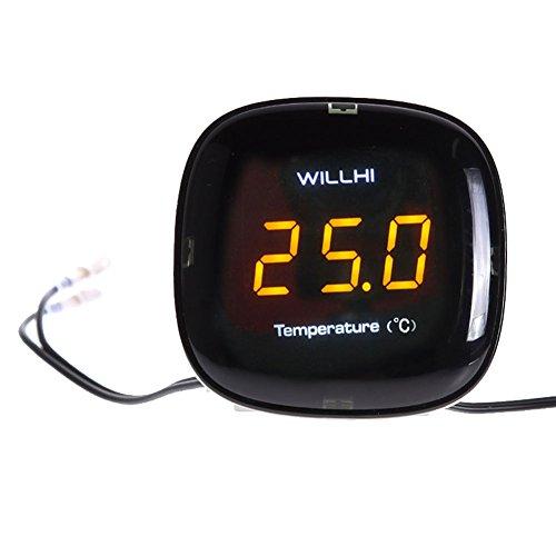 amazingdeal365dital Medidor de temperatura medidor -50° ~ 110°F NTC 10K/3435
