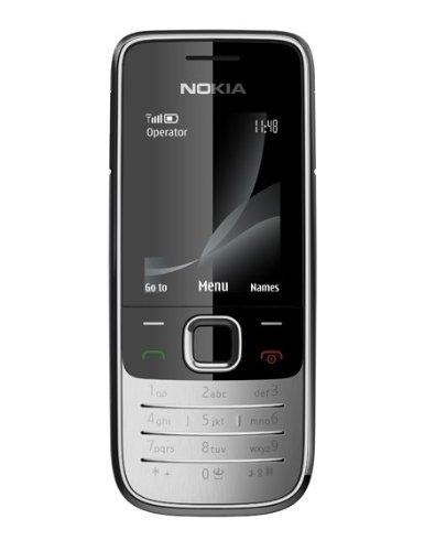 Nokia 2730, Telefono cellulare /EDGE/GPRS Bluetooth, colore: Nero (Importato Unione Europea)