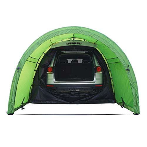 ArcHaus Shelter and Clip-On Tailgate Tent