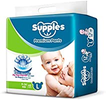 Up to 45% off on baby diapers & more from Made for Amazon brands
