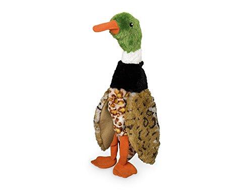 Nobby Plüsch Ente flach grüner Kopf 34 cm